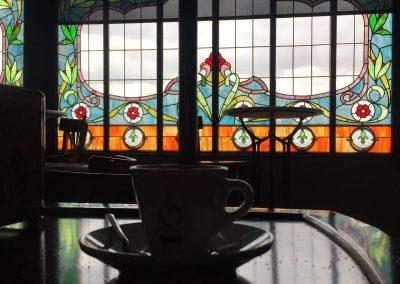 La cafetería más chic de Salamanca.