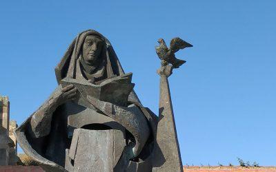 Santa Teresa y Alba de Tormes