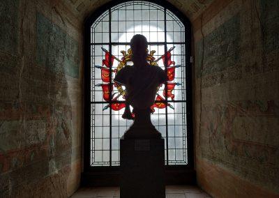 Busto del Gran Duque de Alba