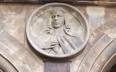 Santa Teresa de Jesús y sus reliquias