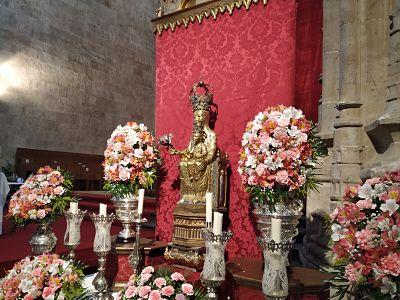 La patrona de Salamanca-La Virgen de la Vega